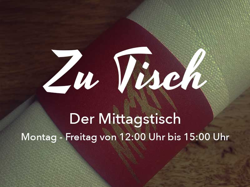 Mittagstisch Lübeck